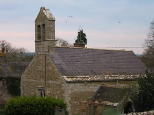 St. Nicholas Church in Buckland Riper