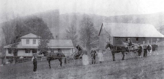 Bucklin Hill, Vermont