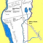 Original Bucklin land in Rhode Island