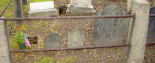 Bucklin Family Gravesite