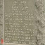 John Bucklin Grave
