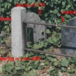 Family of Joseph Bucklin 4th Gravestones