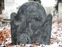 Capt. Joseph Bucklin's Gravestone