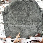 Gravestone of John Bucklin
