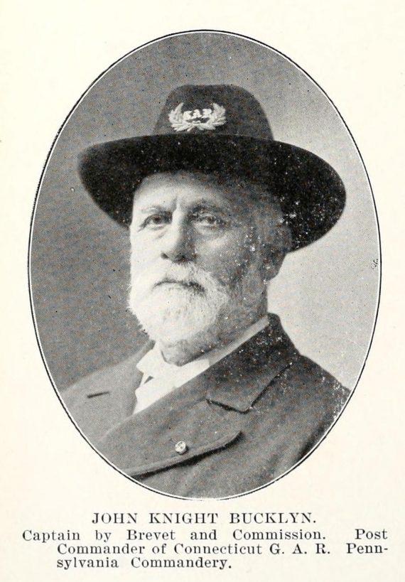John Knight Bucklyn