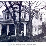 Old Bucklin House on Richmond Street