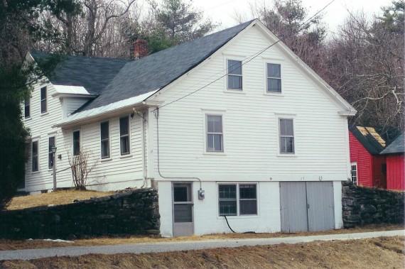 Squire Bucklin's House