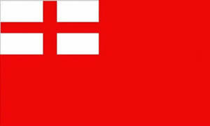 The English Naval Ensign Before 1707